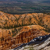 Bryce Canyon and Valley Below