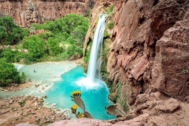 Havasu Falls, Arizona