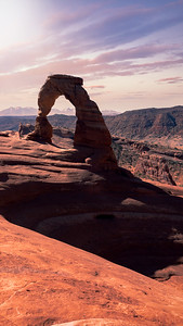 Delicate Arch - Through the Arch