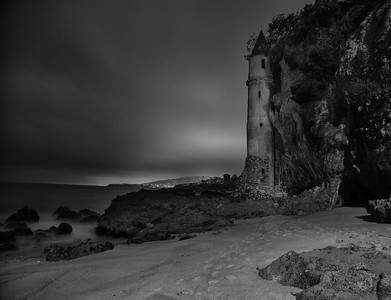 Secret Castle BW