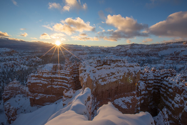 Bryce Canyon Sunburst (wide)