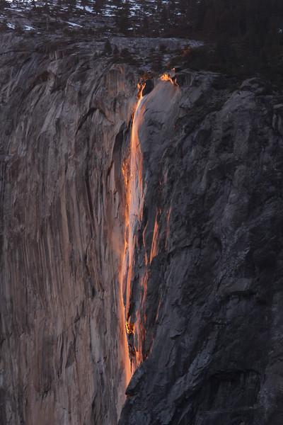 Falls of Fire