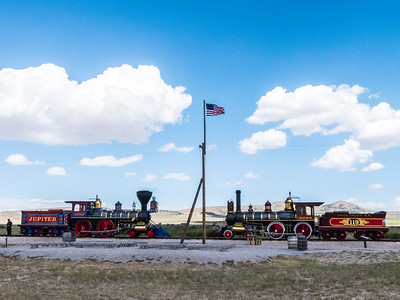 Golden Spike National Historic Park