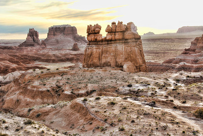 The Guardians, Goblin Valley, UT