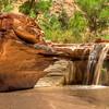 Intimate Falling Water