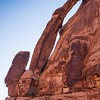 Jug Handle Arch, near Moab