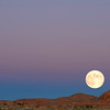 Moon Over Glen Canyon
