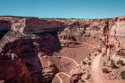 Shafer Canyon Road