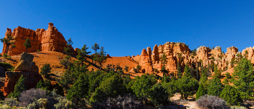 Red Canyon afternoon