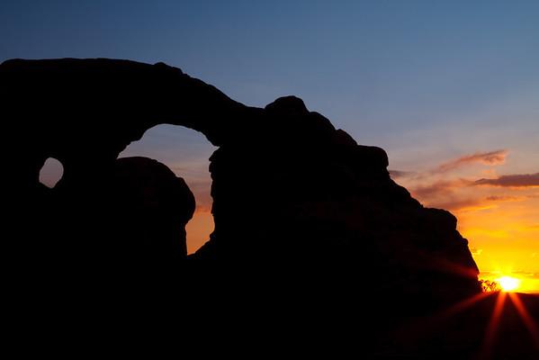 Arch Silhouette