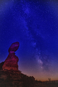 Balanced Rock, Arches NP, UT