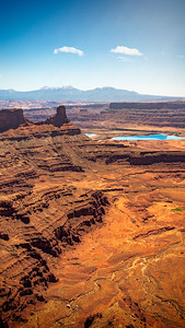 Deadhorse Point Vistor Center