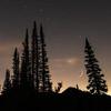 New Moon in Big Dipper