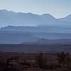 La Sal Mountains Scene