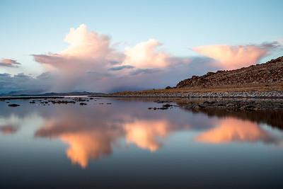Great Salt Lake Reflection