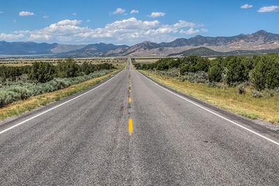 Highway 6, Utah, USA
