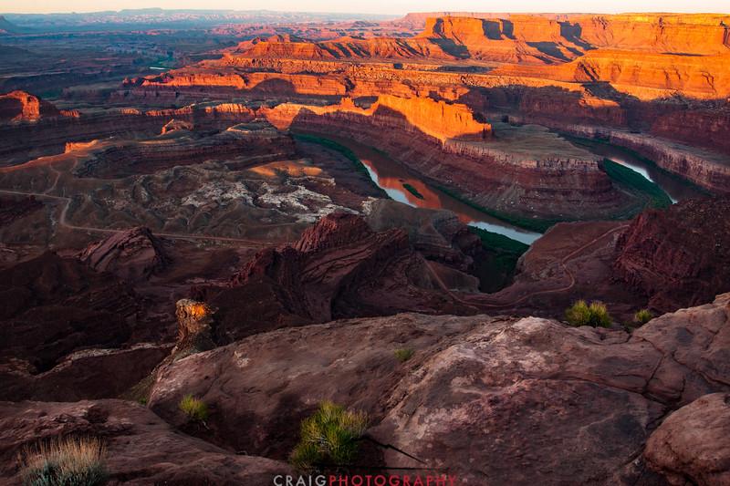 Dead Horse Point Sunrise 2 Moab Utah