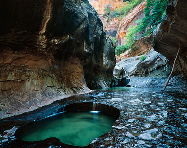 """The Subway"", Zion National Park"