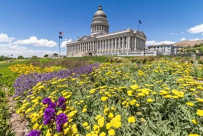 State Capitol Building, Salt Lake City, Utah