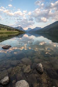 Green River Lake Sunset