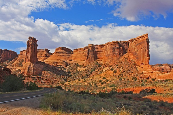 Arches National Park Utah.
