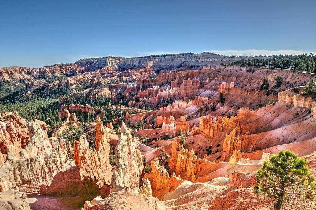 Bryce Canyon Overlook #3