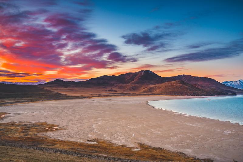 Frary Peak Sunrise