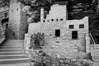 Manitou Springs Cliff Dwellings CO
