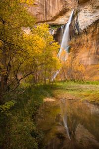 Calf Creek Reflection