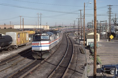 Amtrak-367-CZ-Salt-Lake-City-02_passing-UP-shops_July-26-1983_Don-Strack-photo