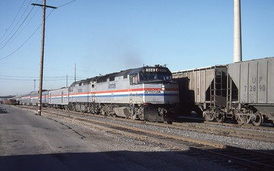 Amtrak-368-CZ_900-North-Salt-Lake-City_May 29, 1984_Don-Strack-photo