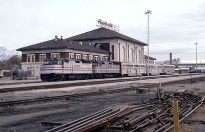 Amtrak-251_Salt-Lake-City-depot_Nov-9-1986_Don-Strack-photo