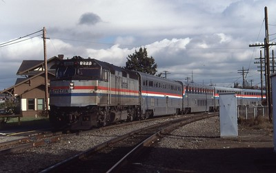 Amtrak-277_Vancouver-Washington_Nov-22-1987_Don-Strack-photo