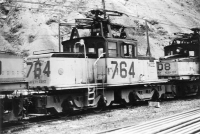 Kennecott 764. 1972. (Don Strack Photo)