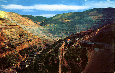 Bingham Canyon