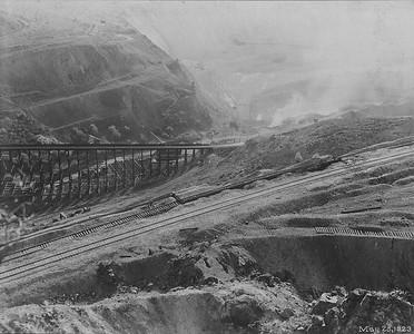 Bingham_open-pit-south-side_E-Line-bridge