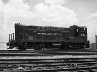 Bingham & Garfield Baldwin VO-1000 803. June 1943.