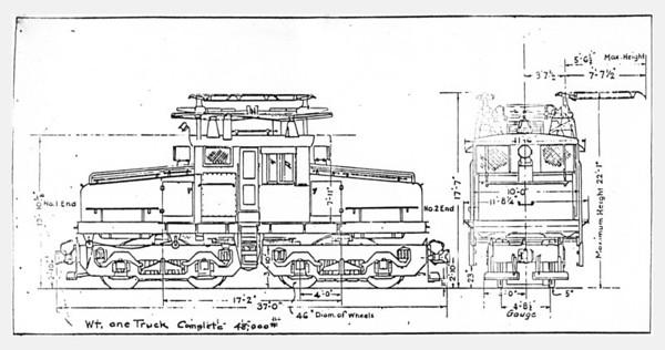 Kennecott 700 Class Electrics