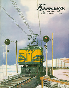 January 1960, Ore Haulage