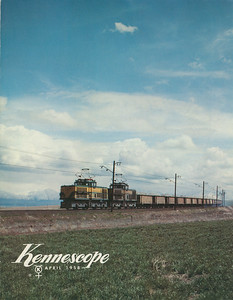 April 1958, Ore Haulage