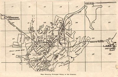 Bingham-mining-locations