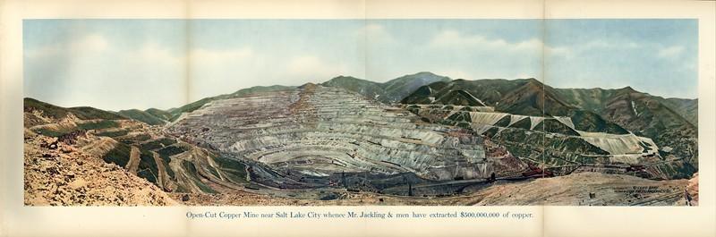 Bingham-panorama_Fortune-magazine-ca-1930_42x14_Cliff-Bray