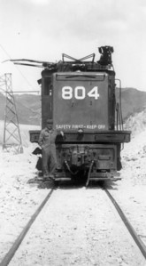 Kennecott 804. New. Later renumbered to KCC 870, then again to KCC 770. (Steve Swanson Collection)