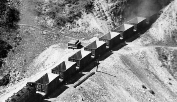 B&G Train, 1931