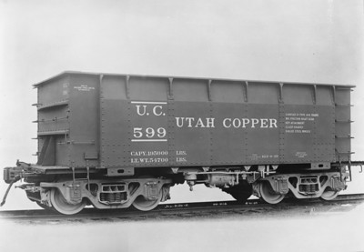 Utah Copper 599, June 1929 (New)