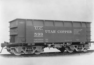 Utah Copper 599, June 1929 (New)