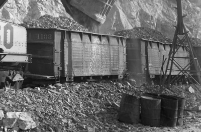 Bingham Mine, 1964