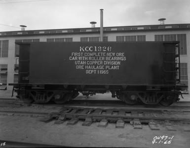 KCC 1326, September 1965