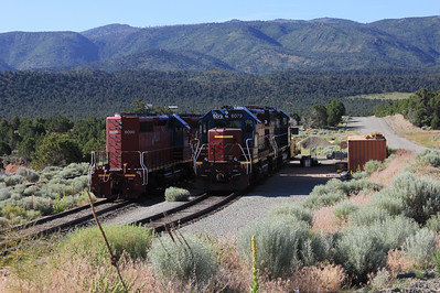 CML Railroad Locomotives