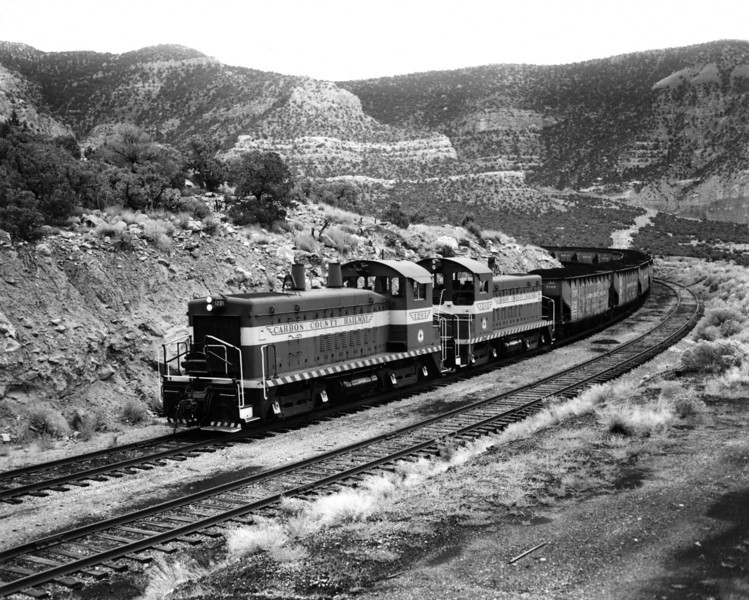 Geneva Mine, 1982. (Jim Shaw Photo)
